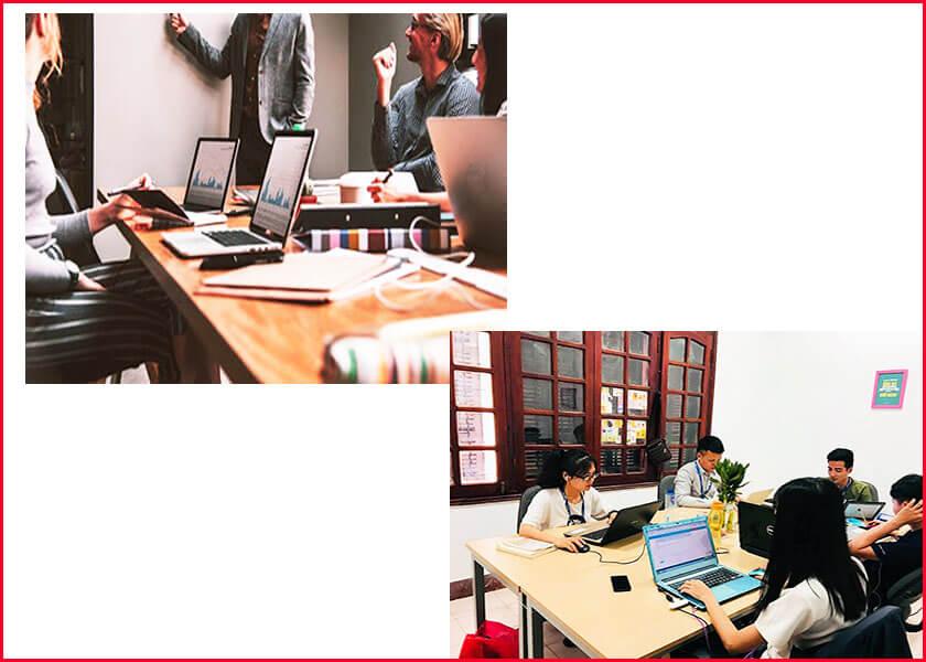 agency marketing và phòng marketing