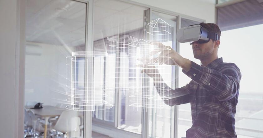 digital marketing ứng dụng công nghệ thực tế ảo