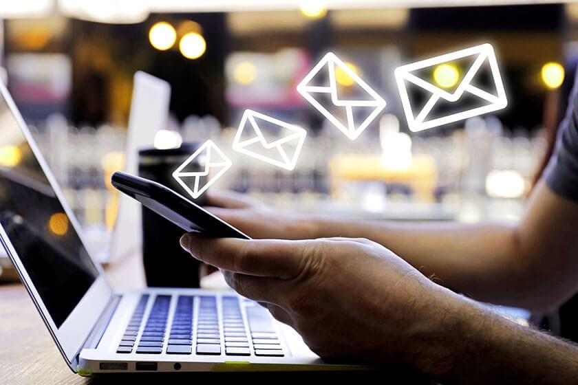 chức năng email marketing
