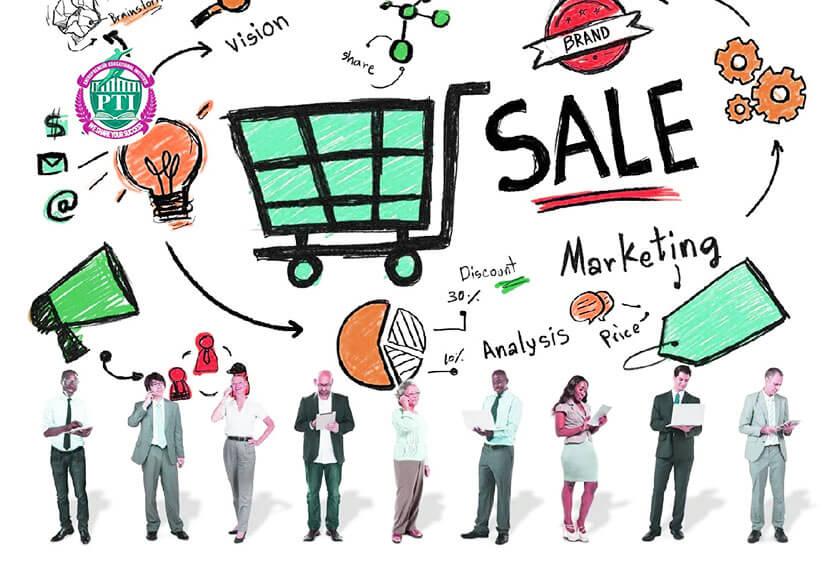 kỹ năng bán hàng trong marketing