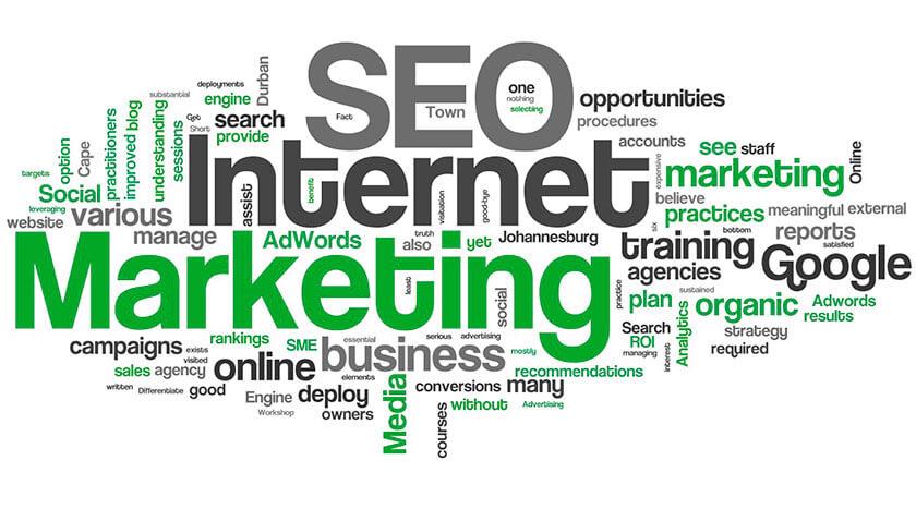 hình thức seo marketing