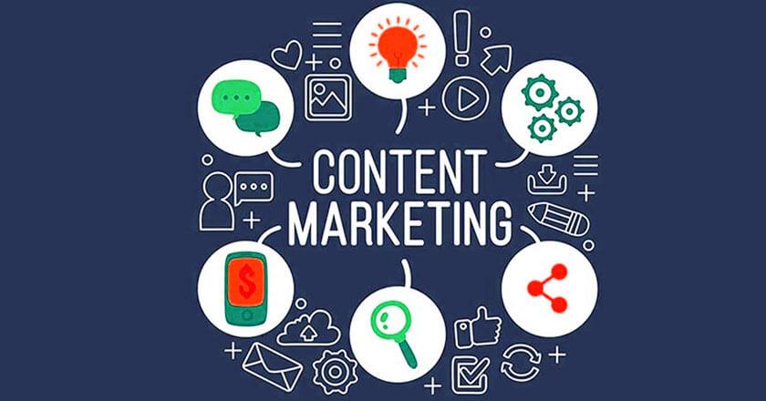 chiến lược content marketing online
