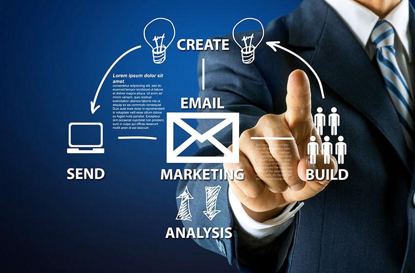 hình thức email marketing online