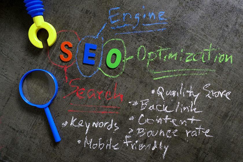 hình thức seo marketing online