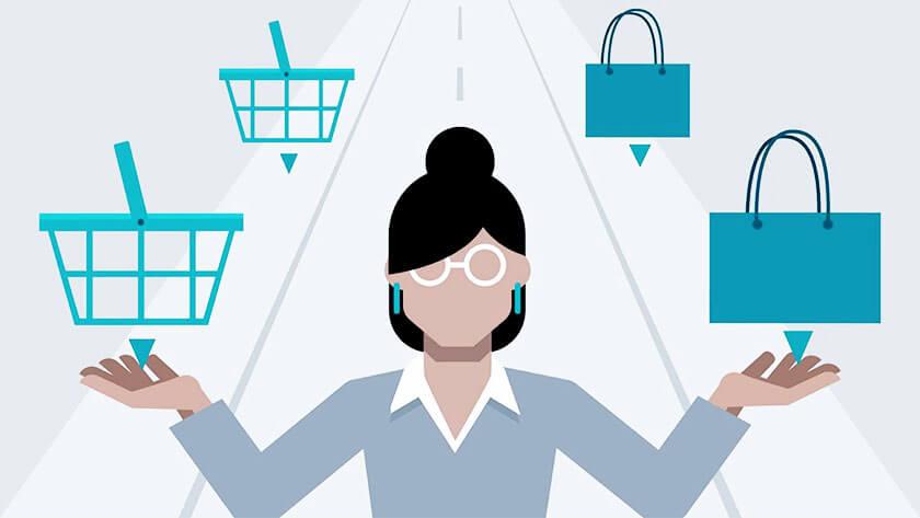 vai trò của marketing với người tiêu dùng
