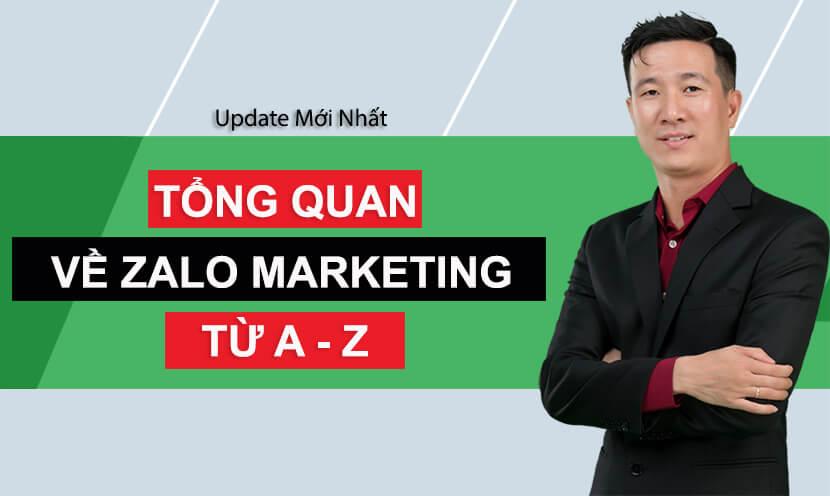 marketing zalo là gì